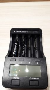 Аккумуляторные батарейки - Palo Ni-MH Battery