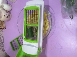 Шредер для измельчения фруктов и овощей