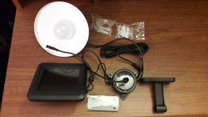 Солнечный светодиодный подвесной светильник с дистанционным управлением