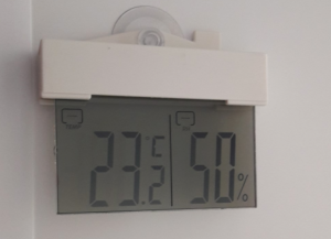 Цифровой термометр TS-H220