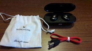 BOROFONE BE8 Bluetooth 4.1 TWS True Wireless Earbuds